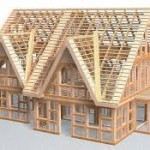 Как построить каркасный деревянный дом