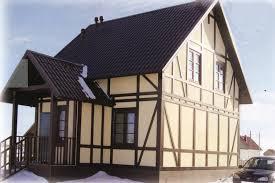 Каркасно панельный дом