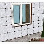 Утепление стен дома своими руками — технология, выбор утеплителя и т.д.