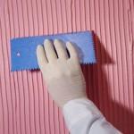 Шелковая штукатурка или жидкие обои — современные чудо-материалы для отделки стен