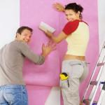 как поклеить обои на стены своими руками