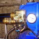 Автоматика для насосов — реле давления воды