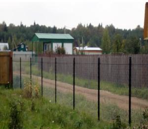 Натяжной забор
