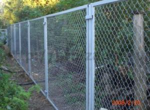 Секционный забор.
