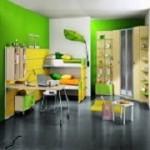 Ремонт детской комнаты своими руками. Варианты, общие принципы, дизайн.