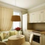 Предметы мебели для кухни и гостиной