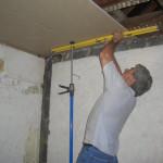 Одноуровневые потолки из гипсокартона