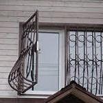 Что лучше – решетки на окна или чистое небо?