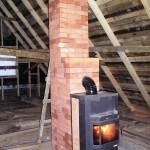 Как сделать правильный дымоход для газового котла