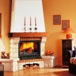 Газовые камины — тепло и комфорт в доме