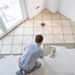 Расход плиточного клея на м²