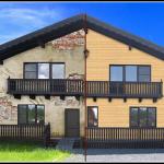 Простое решение облицовки фасадов зданий и частных домов.