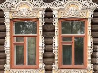 Наличники детль внешнего вида домов