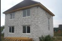Дом из пеноблоков 2